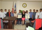 CITY GOVERNMENT OF VIGAN COMMENDS TFH DRIVERS MR. RICHARD ATANES AND MR. GLENN REOTUTAR FOR THEIR HONESTY